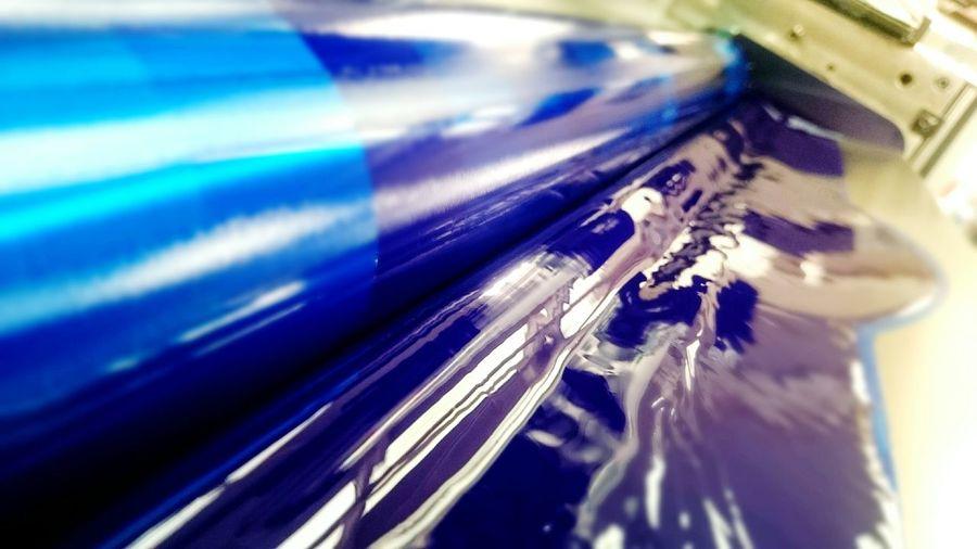 Cyan Ink Printing Printing Machine Photography Photooftheday Printshop Printworks