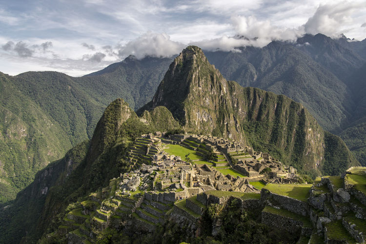 Peru Peru Macchu Picchu Landscape Nature Mountain Travel Fine Art Photography Minimal Travel Photography Travel Destinations Environment Outdoors