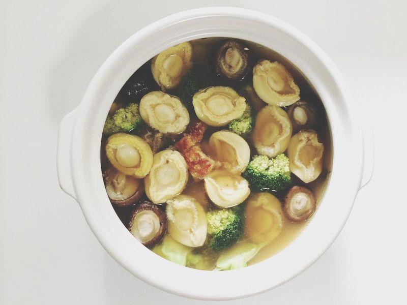 鲍鱼 Stew