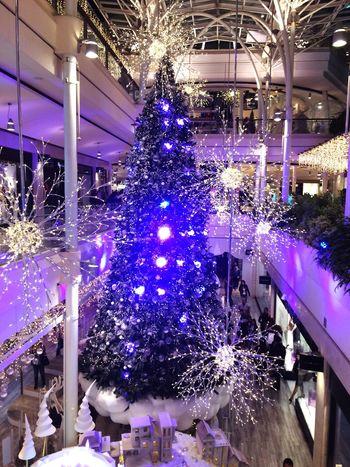 ABC Achrafieh Christmas Tree Christmas Lights Merry Christmas! Music Life Beirut Lebanon