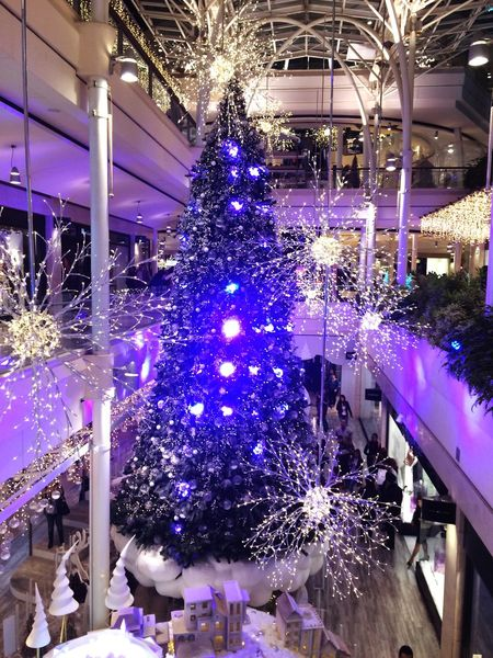 ABC Achrafieh Christmas Tree Christmas Lights Merry Christmas! Music Life Beirut Lebanon