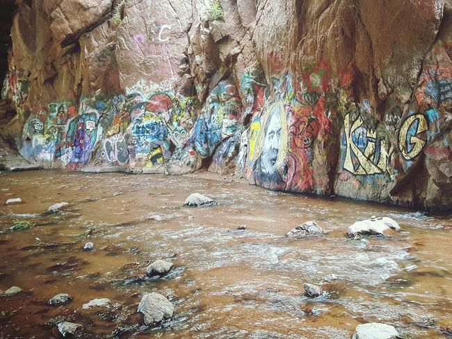 Colorado ManitouSprings Rainbowfalls