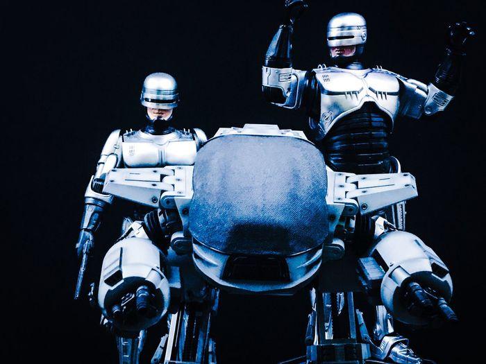 Technology No People Robocop Ed209