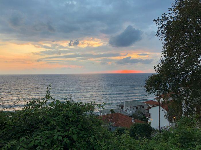 Sunrise Greece