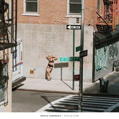 ...societies often treat iconoclastic women as problems that need solving... Shot by @nikolatamindzic for the 'Fucking New York' Series Kimmahbean NYC Model LES modelnyc nycmodel me voyeur fuckingnewyork photoshoot potd fotd