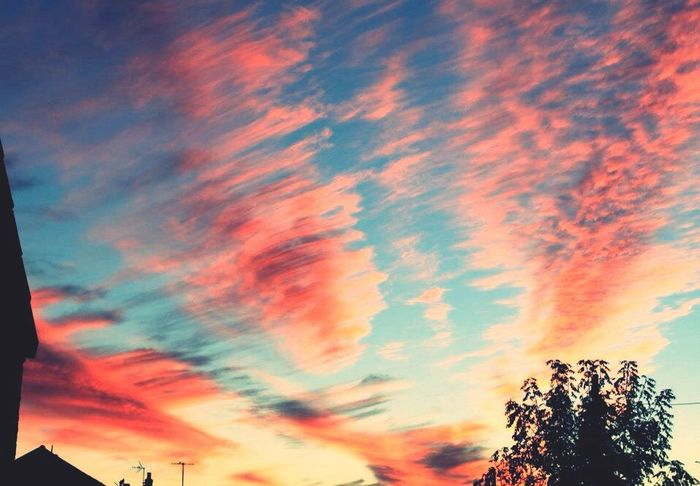 Beautiful Sky Holiday
