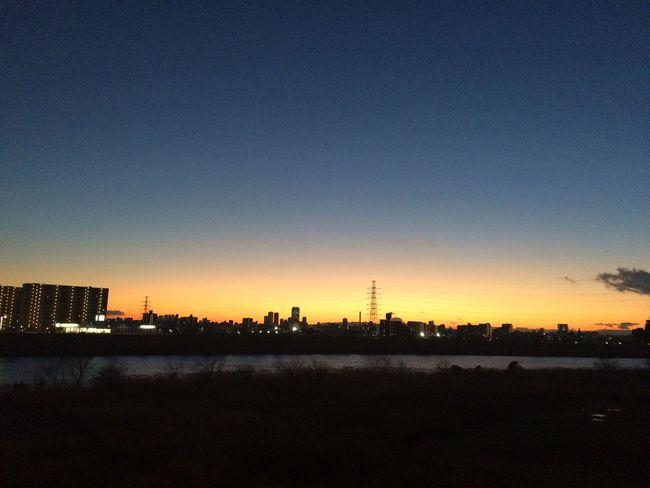Sunset 暮れてゆく空に何想ふ…