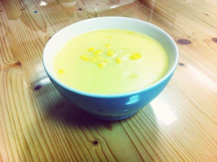 Corn Soup :p