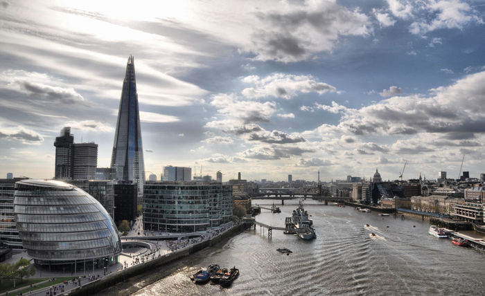 London London London!!! London Trip LONDON❤ Shard London Shard London Bridge Shard Thames London Thames Thames River The Thames View From Tower Bridge Thames Bridges Thames 🚢