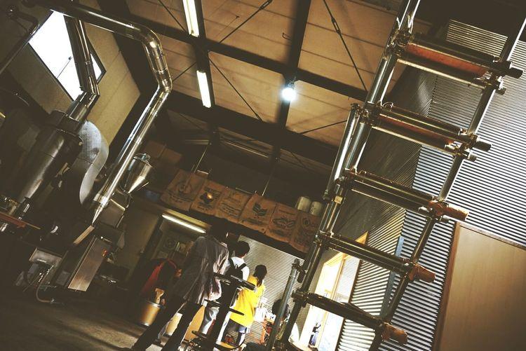 Drinking A Latte Cappucino Coffee Coffee Break Tokyo Japan Taking Photos Japanese  Strong Coffee
