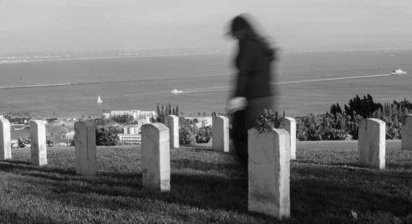 Life is a blur. Graveyard Beauty San Diego Cabrillo National Park California Troops Blur Check This Out Pacific Ocean Point Loma Photography In Motion