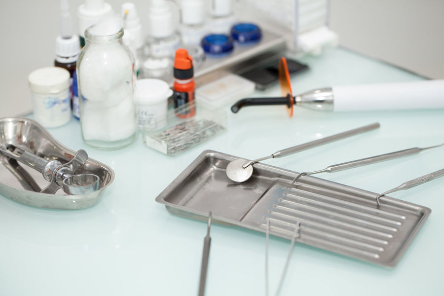 Accessory Care Clinic Dental Dental Medicine Dentist Dentistry Equipment Health Healthcare Hygiene Instrument Medical Medicine Mirror Nobody Objects Ortodontics Professional Set Steel Stomatology Tools Tooth Treatment