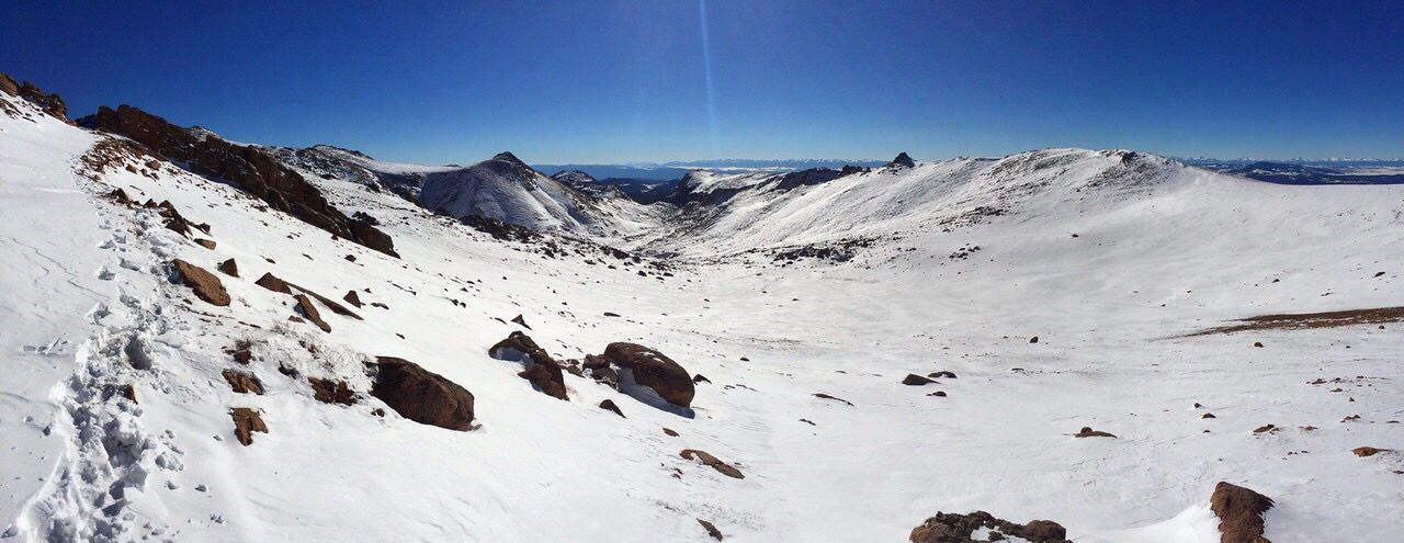 Taken at Devils playground Colorado and I didn't drive there either. IPhoneography Panoramic Panorama Mountains Landscape Sky