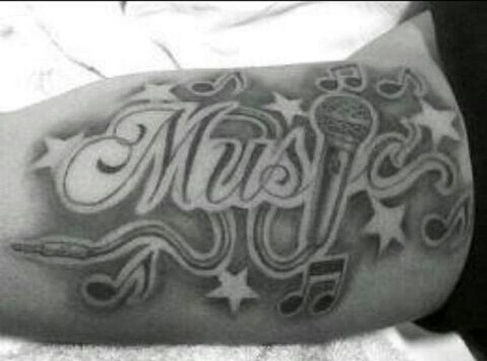 This Tattoo (;