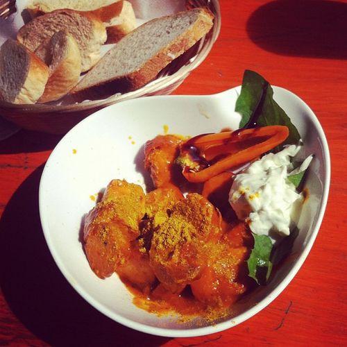 Heute bin ich mal mutig: Currywurst vegetarisch... #testdrive Testdrive Badenwuerttemberg Food Immendingen Snack Essen Imbiss Germany Currywurst Deutschland Vegetarian Curry Sausage Fastfood Vegetarisch Badenwürttemberg