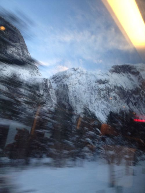 By train- @raumabanen Christmas Holidays Snow Winter Cold Temperature Nature Weather Sky Day