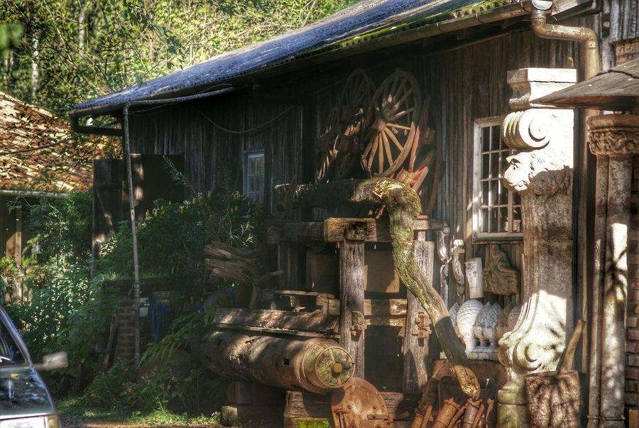 This Old Barn NEM Memories NEM Banal Landscapes Of Brasil