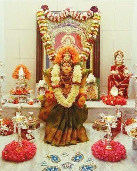 Indian Goddess Hindu Festival Hindu Mythlology Traditional Indi Tredition Cultural Heritage Navratri Decorations Godess Durga Power
