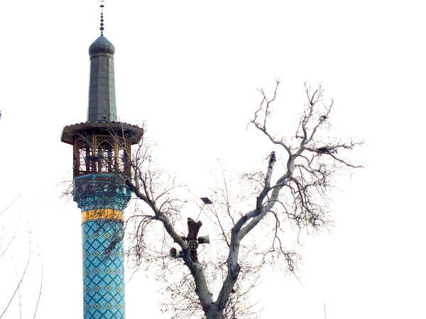Mosque Showcase April Minaret Blue Mosque Religious Art Religious Architecture Bluetiles