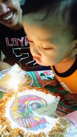 My boy Birthday 2yo