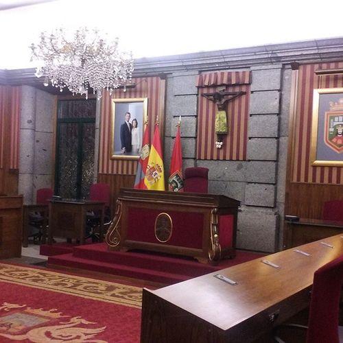Ayuntamiento de Burgos España