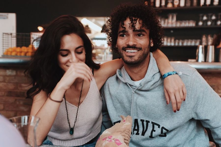 Weekend Activities Casual Clothing Togetherness Real People Portrait