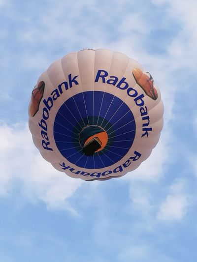 EyeEm Selects Cloud - Sky Ballooning Festival Balloonfiesta  Rabobank Balloon