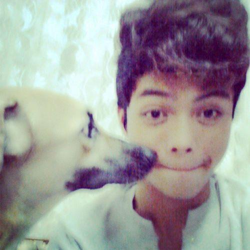 Ang Sweet nila xD HAHA Potpot BonPineda