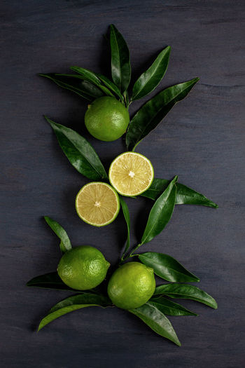 Green limes and