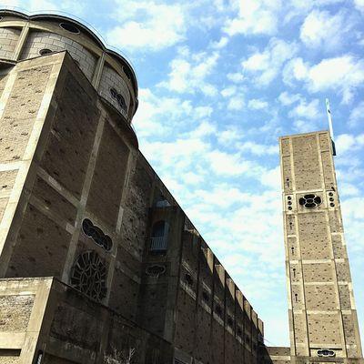 Togomurano Architecture Catedral Hiroshima EyeEmNewHere Brick Wall Church