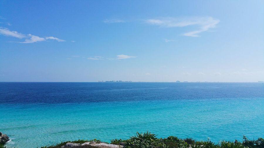 Cancun in the