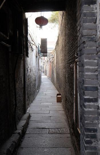 Old narrow