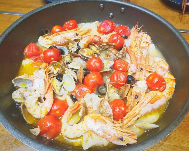 Enjoying Life Hi! Japanese  Aqua Pazza Cooking Tomato Tokyo,Japan Food Photography Hungry