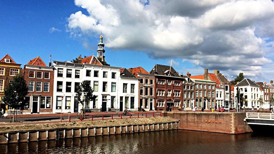 Walking Around Enjoying Life Middelburg Lovely Day Lovely Weather Aftersummer ATouristInMyOwnCity Dutch House The Netherlands