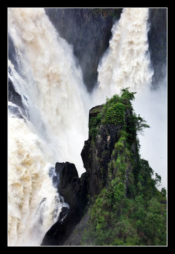 Wet Season Barron Falls, Din Din Kuranda, Nth Qld, Australi DIN DIN Beauty In Nature Nature No People Outdoors Power In Nature Scenics Water Waterfall The Great Outdoors - 2018 EyeEm Awards
