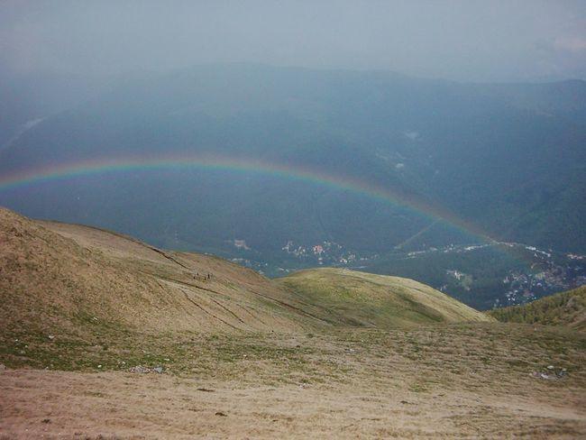 Busteni Rainbow