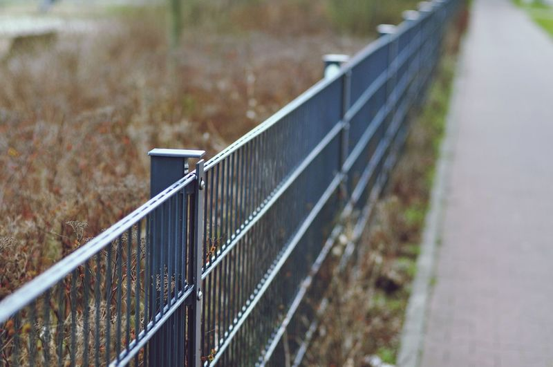 Barriers Railing Day Outdoors Selective Focus No People Footbridge Nature Close-up First Eyeem Photo The Graphic City #urbanana: The Urban Playground
