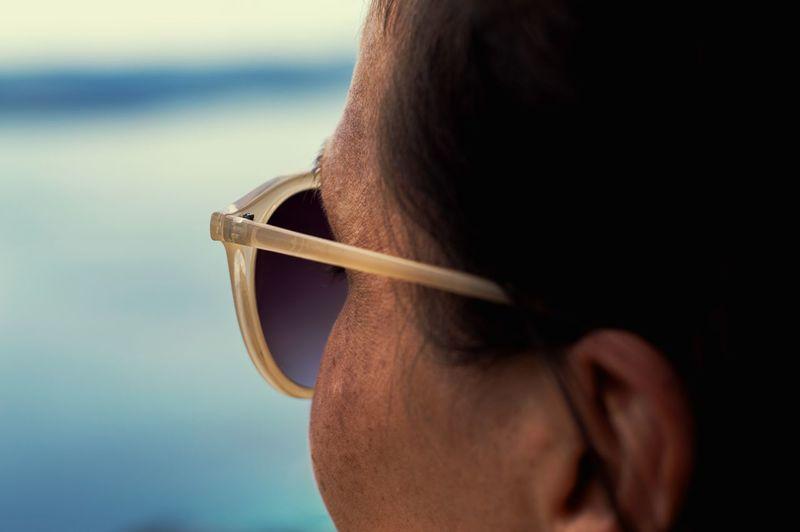 Sunglas One Person Headshot Human Body Part Close-up Adult Portrait Lifestyles Women