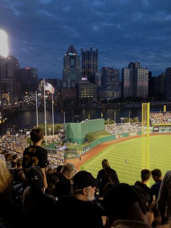Collected Community PNC Park Home Run