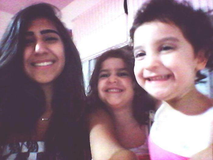 twinnies and me ♥