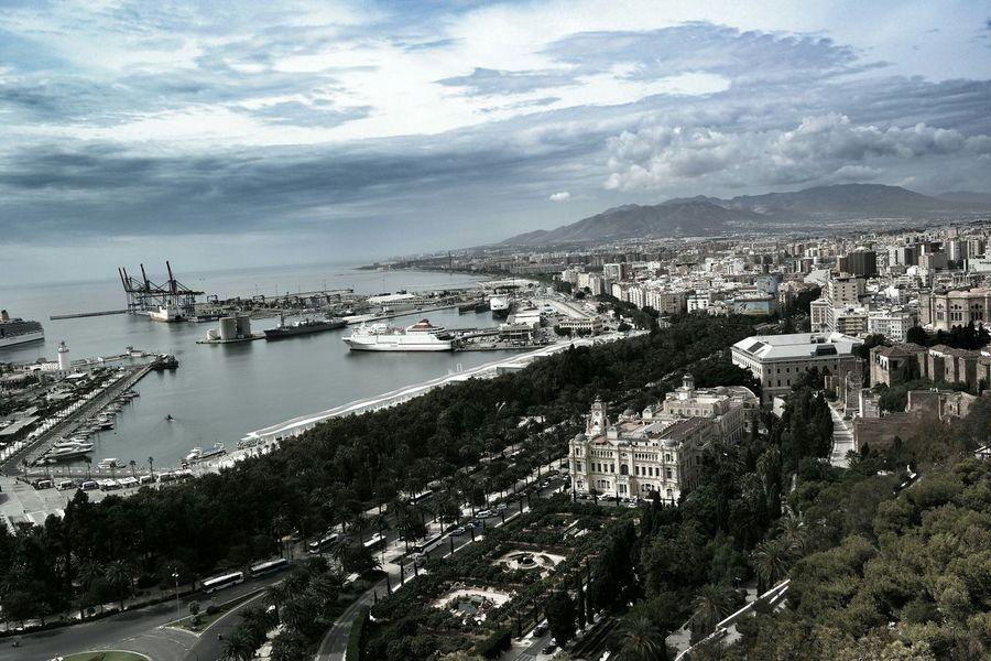 Malaga♡ Spain, Andalucia, Malaga Malaga Puerto Coastadelsol Spain♥