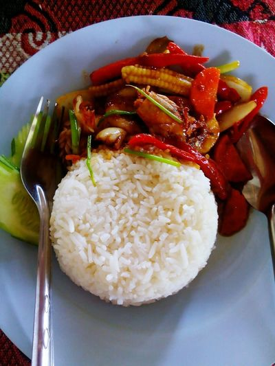 Food with me? :) Food Ready-to-eat Food And Drink Food State Meal Cooked Main Course Gourmet Delicious Thai Food