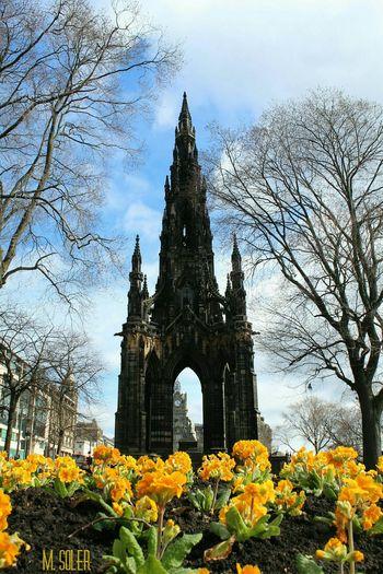Viaje United Kingdom Scotland Escocia Edimburgo Edinburgh Trip Photo Trip Monument Scottmonument