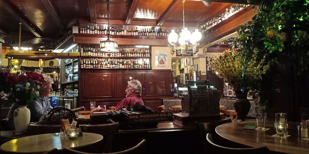 Alcohol Bottles Berlin Germany Pic Of The Day Bar And Restaurant
