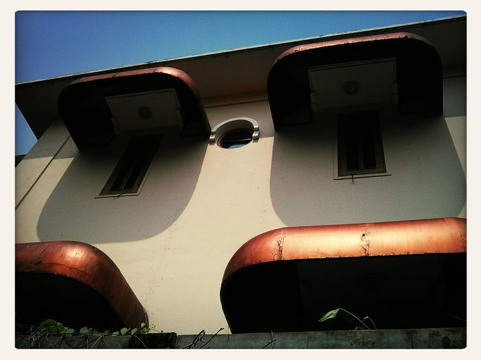 Canopi unik.... House