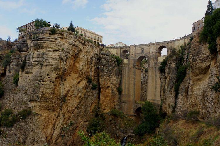 Ronda SPAIN Antique Bridge