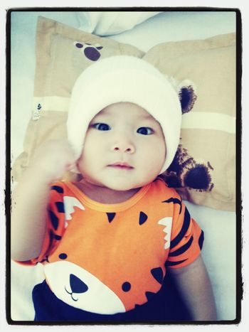 Helloworld I am Christo (4 months) ^_^ Baby Kids Children