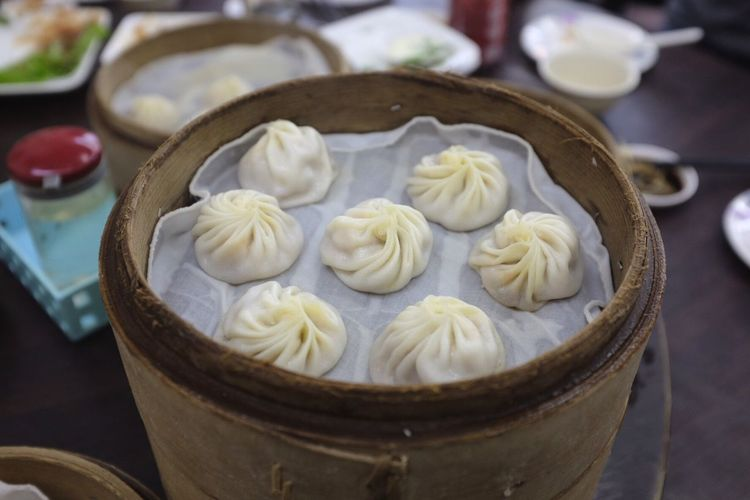Food Xiaolongbao Dumplings Dimsum Taiwan Foodphotography Food Close-up Freshness No People Restaurant Taiwanese