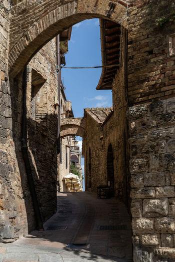 San Gemignano