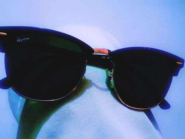 First Eyeem Photo Cool_capture_ Rayban Sunglass  Clubmaster Neon